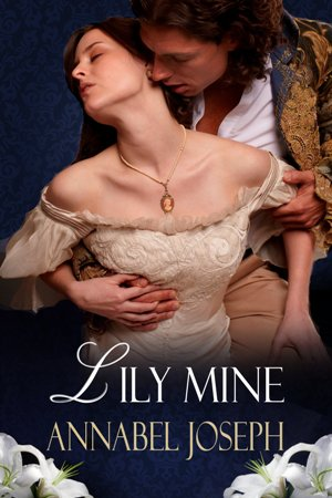 "Lily Mine earns a ""Five Delightful Divas"" review at Dark Diva Reviews!"