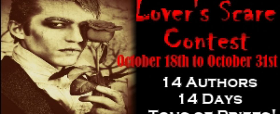 Come have fun at the Lover's Scare contest at I'm-No-Angel.com!