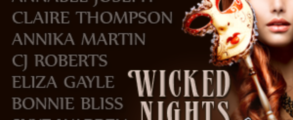 Last chance for Wicked Nights Sale!