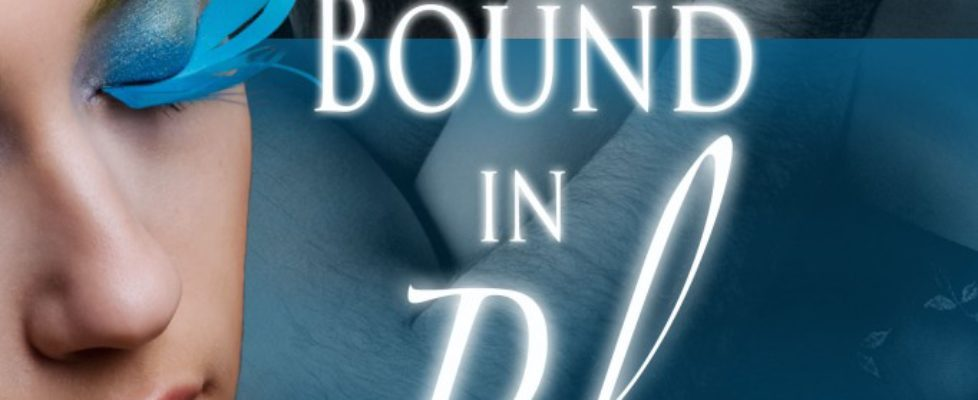 Snippet Sunday: BOUND IN BLUE (and cover reveal!)