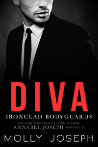 Diva (Ironclad Bodyguards #2)