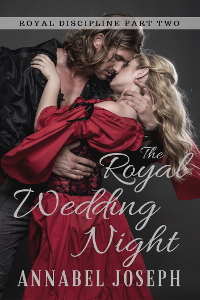 The Royal Wedding Night (Royal Discipline #2)